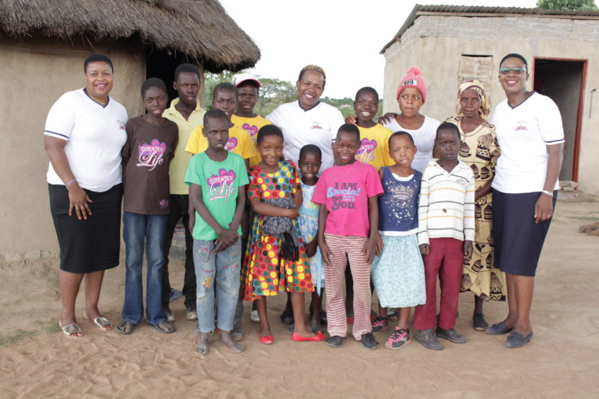 """I Had No Means Of Taking Care Of My 13 Grandchildren…"" Agape Family Care Beneficiary"