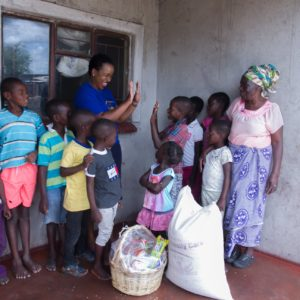 """Ruth Makandiwa Helped Me To Feed My 15 Grandchildren"" – Agape Family Care Beneficiary"