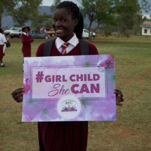 [PART 1] #GirlChildSheCan Matebeleland South Campaign
