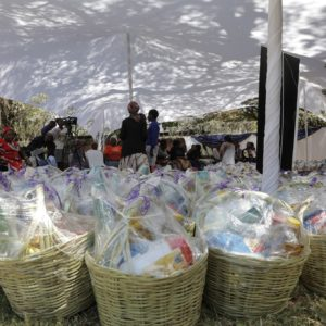 Ruth Makandiwa Celebrates Birthday With 120 Less Privileged Families