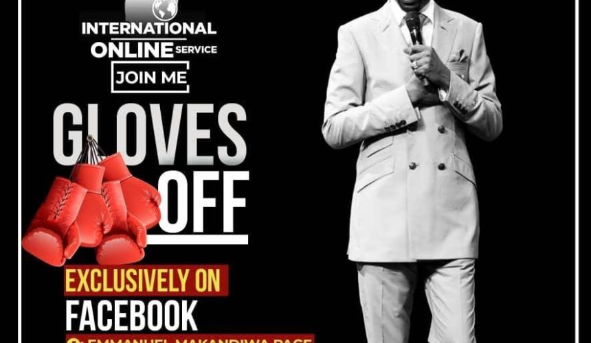 GLOVES OFF – Sunday International Online Service (05.04.20)