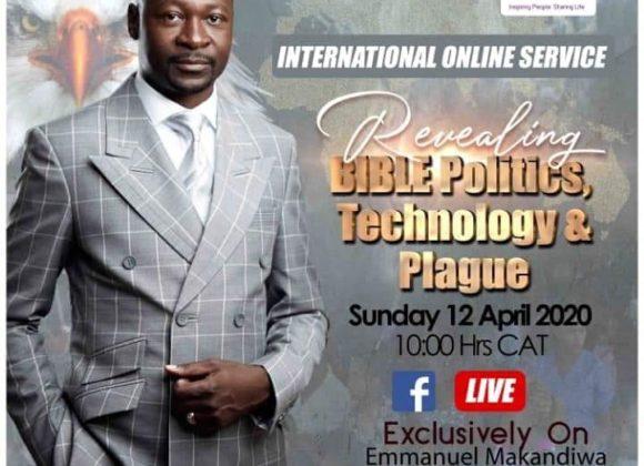 Revealing Bible Politics, Technology and The Plague (12.04.20)
