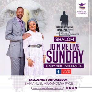 International Online Service with Emmanuel Makandiwa (10 May 2020)