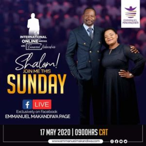 International Online Service with Emmanuel Makandiwa (17 May 2020)