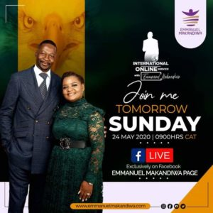 International Online Service with Emmanuel Makandiwa (24 May 2020)