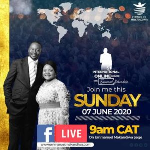 International Online Service with Emmanuel Makandiwa (07 June 2020)