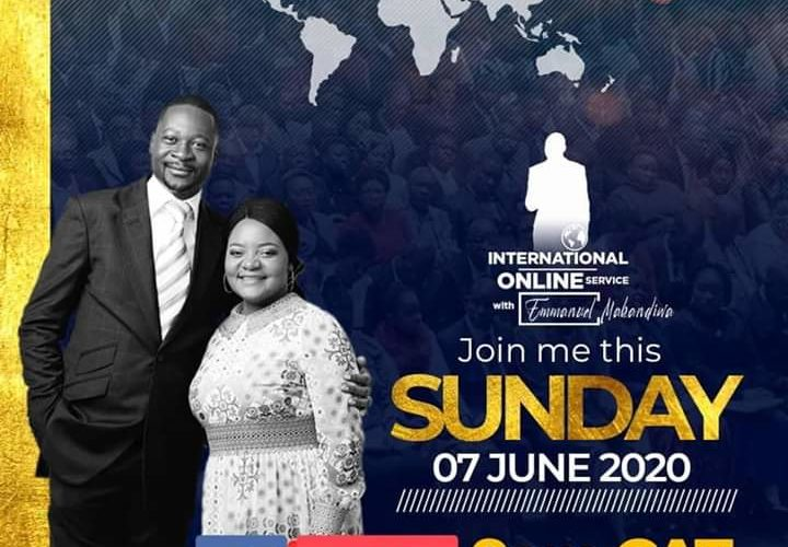International Online Service with Emmanuel Makandiwa (07 June 2020)