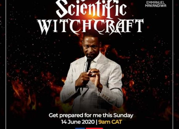 Scientific Witchcraft (14 June 2020)