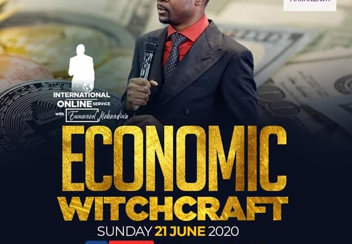 Economic Witchcraft (21 June 2020)