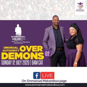 Unusual Authority Over Demons 2