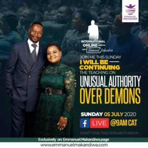 Unusual Authority Over Demons