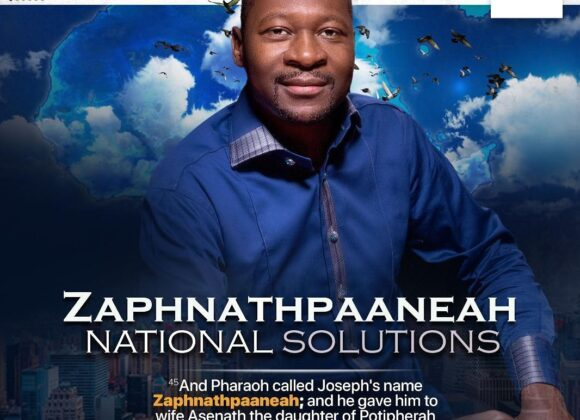ZAPHNAATHPANEAH: National Solutions 2