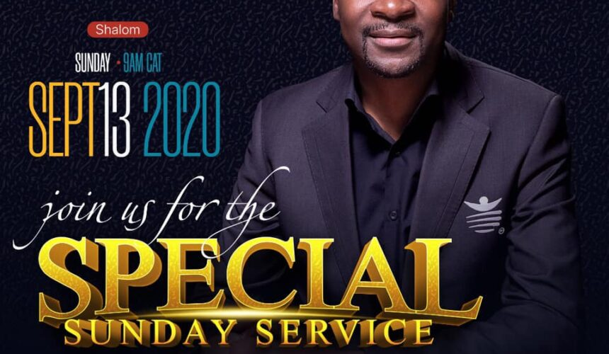 Special Sunday Service