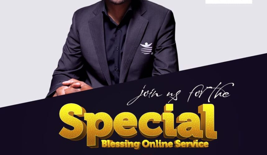 Special Blessing Service