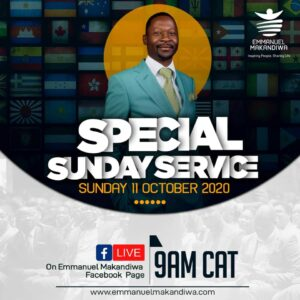 Sunday Special Service