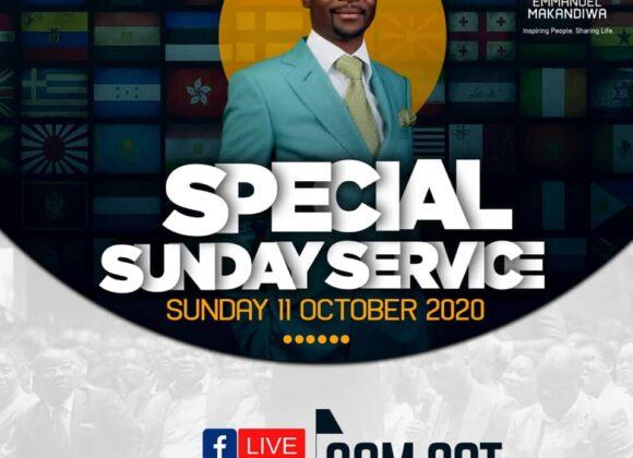 Sunday Special Service