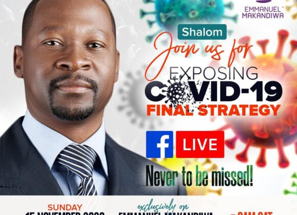 Exposing COVID-19 Final Strategy