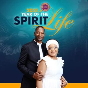 2021 THEME: The Year of The Spirit Life