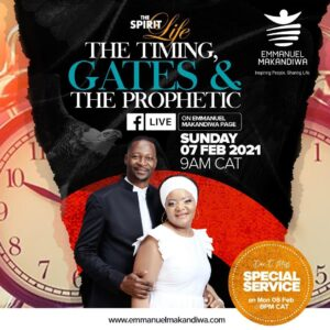 The Timing, Gates and The Prophetic