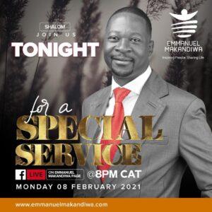 Special Service With Emmanuel Makandiwa