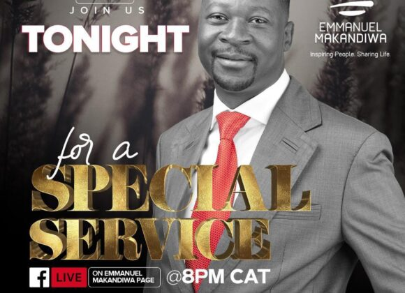 Special Service With Emmanuel Makandiwa