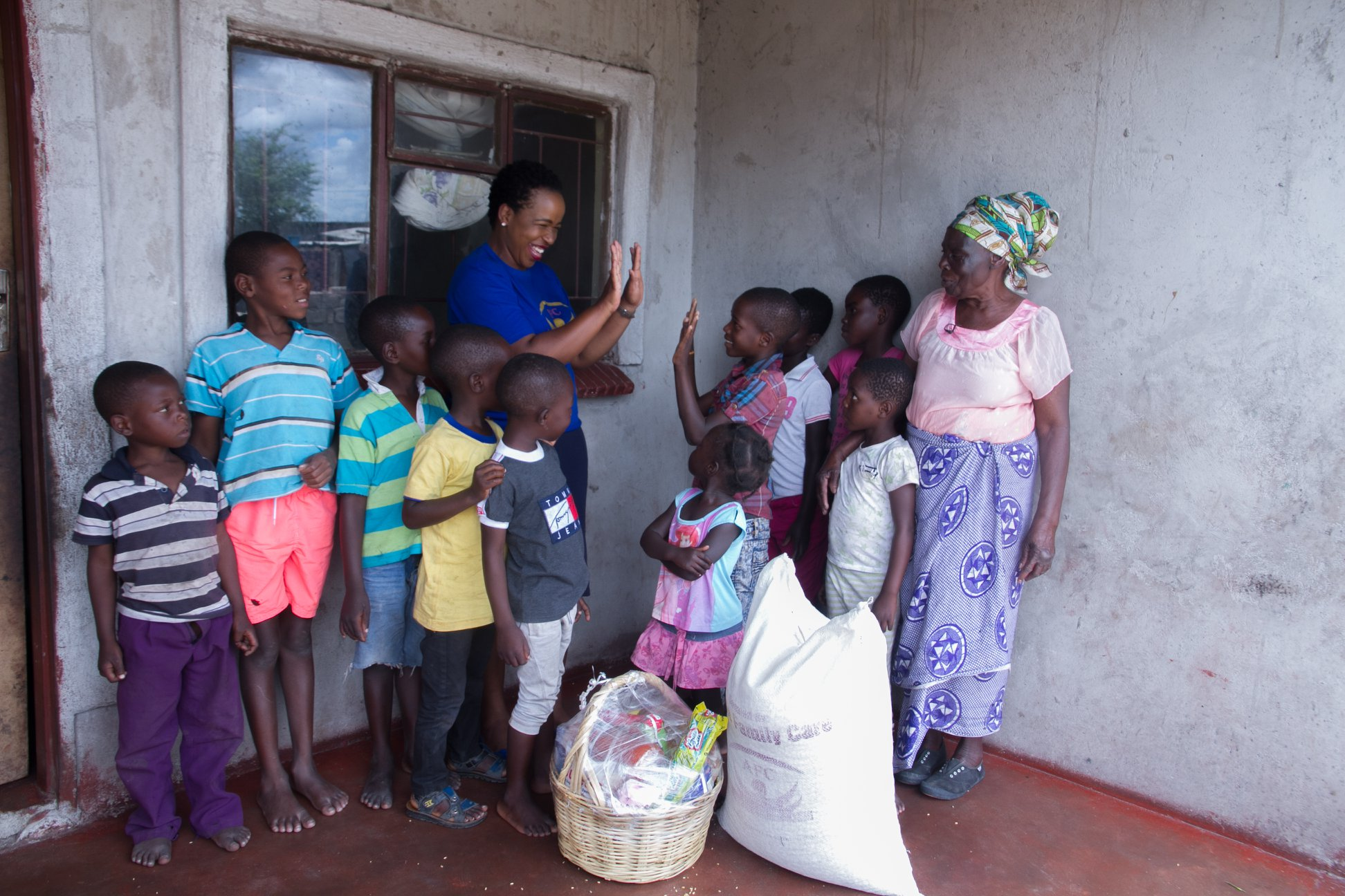 """Ruth Makandiwa Helped Me To Feed My 15 Grandchildren"" – Agape Family Care Beneficiary"