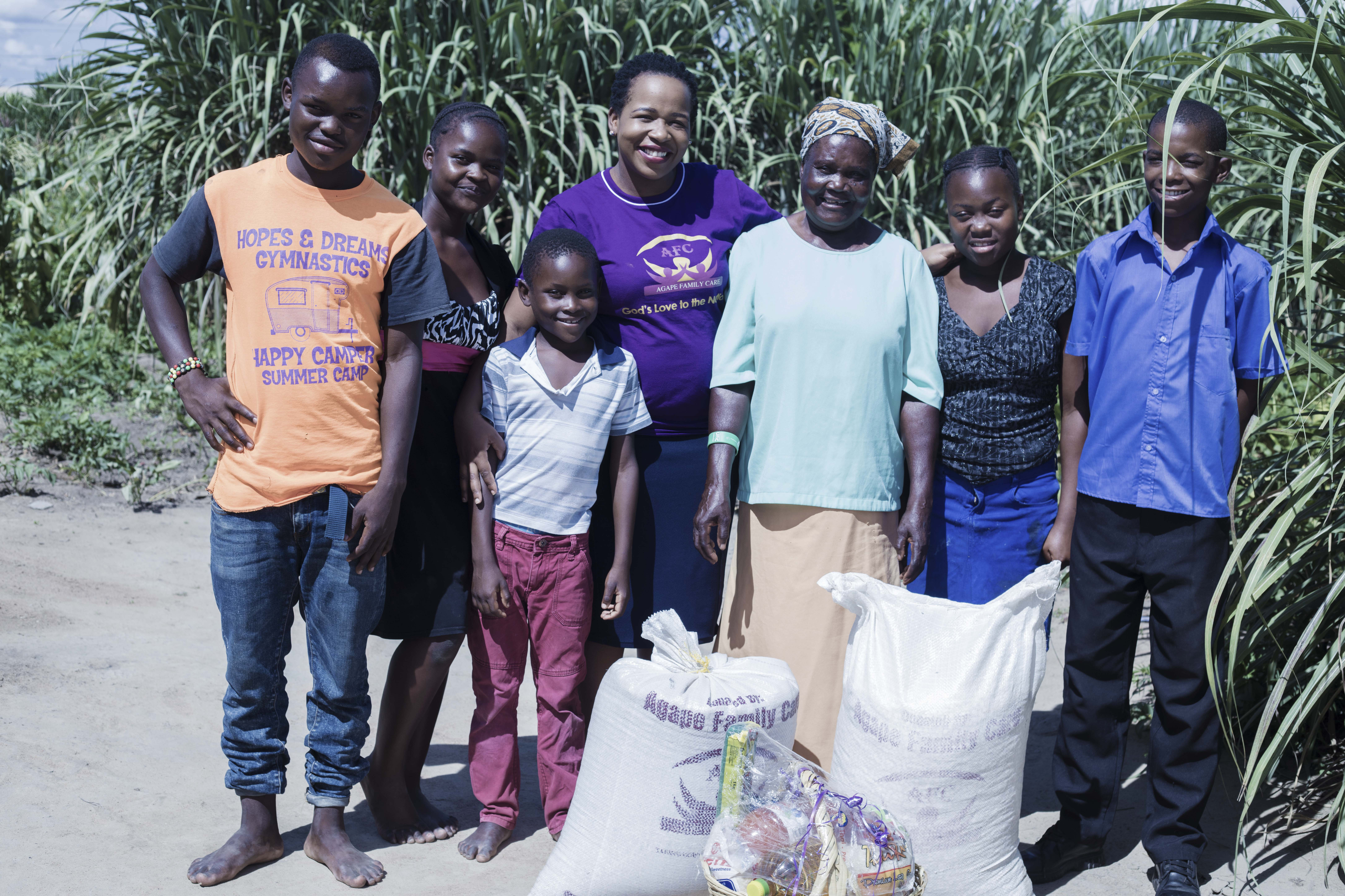 Transformed by Love – Agape Beneficiary Testimonial