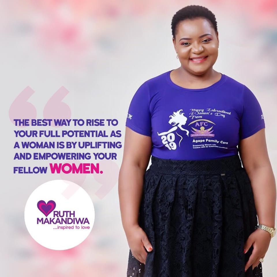 #WomensMonth Ruth Makandiwa Advocates For Women Empowerment