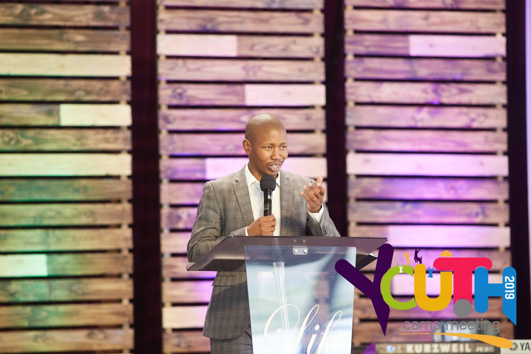 """Changing The World With Jesus"" – Mr Tapiwa Chizana (UFIC Youth Camp 2019)"