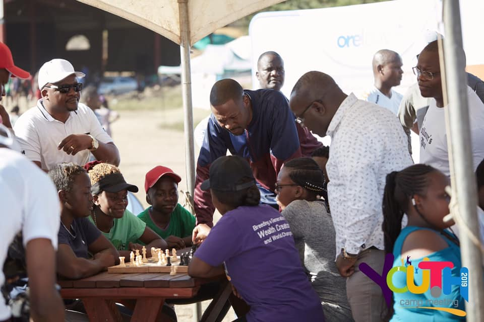 #UFICYouthCamp19 Fellowship In A Fun, Godly Environment