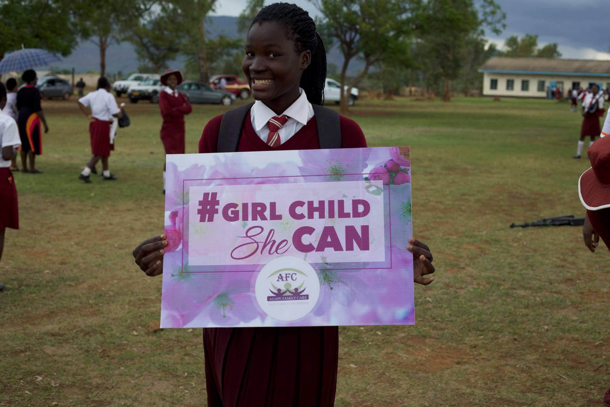 [PART 1] #GirlChildSheCan Matebeleland South Campaign