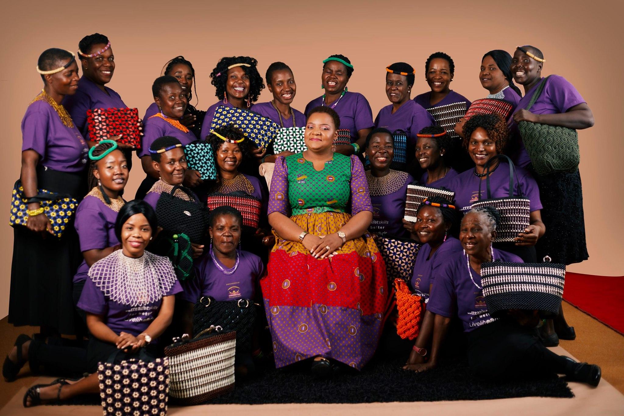 #WomensMonth Ruth Makandiwa's Creative Skills Training Programs For Women