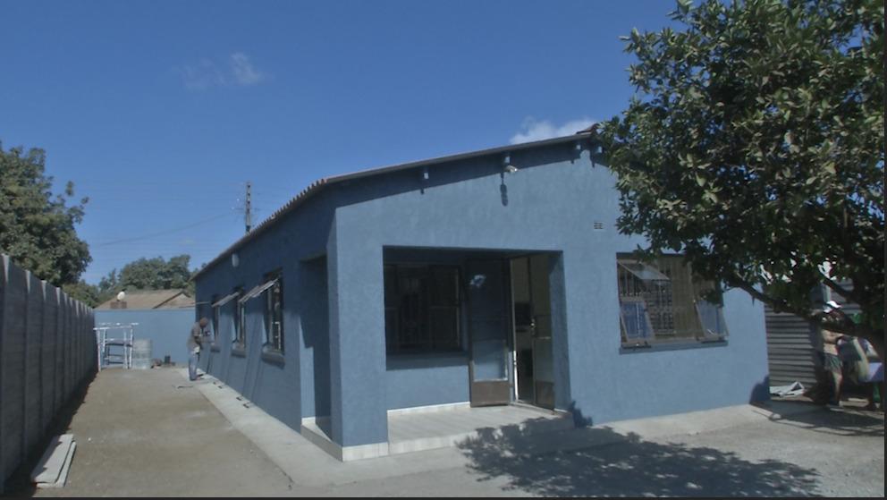 Ruth Makandiwa Builds New Home For An Elderly Widow