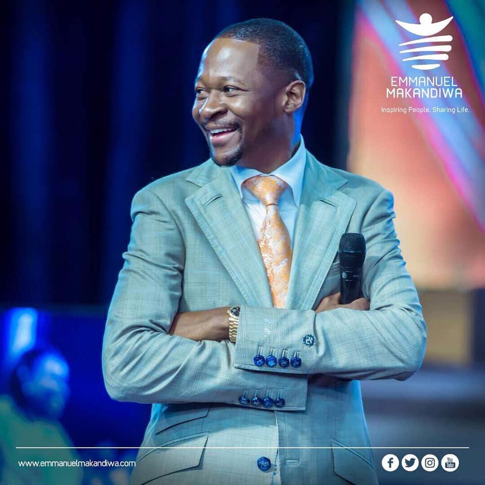 #CelebratingOurTeachingPriest Happy Birthday Our Father; Emmanuel Makandiwa
