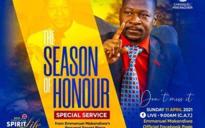 SEASON OF HONOR: SPECIAL SERVICE