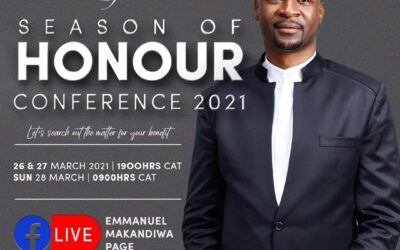 SEASON OF HONOR CONFERENCE DAY 3