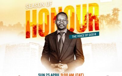 SEASON OF HONOR: The Voice of God 2