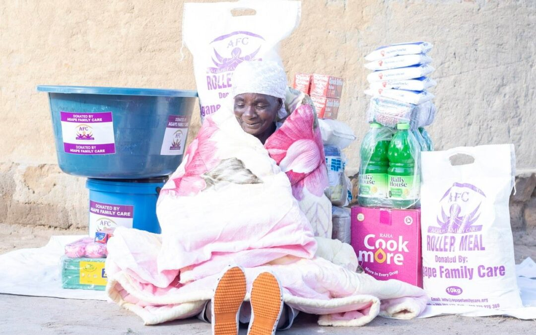 Remembering The Less Privileged Mothers – AFC Mothers Day Donations