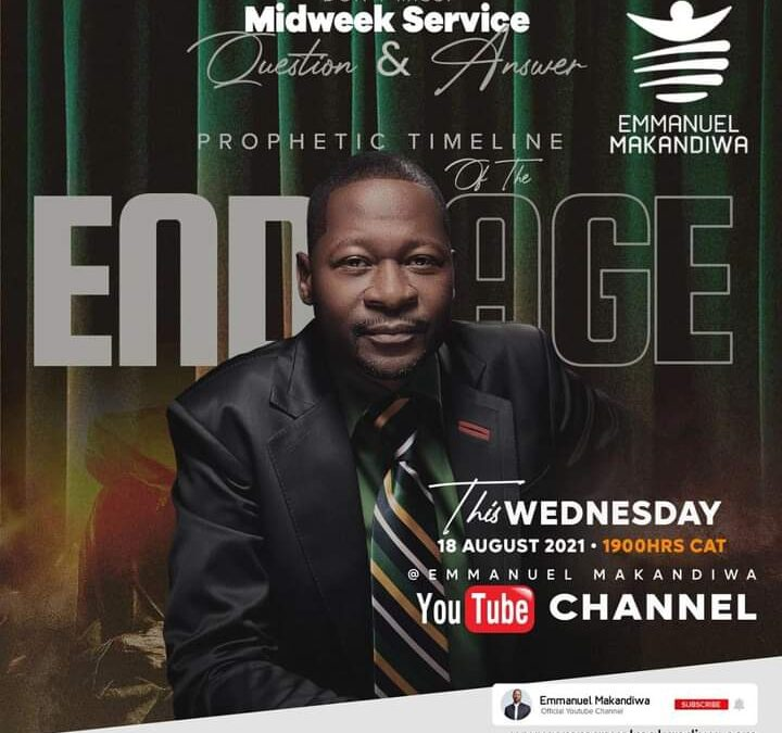 QUESTION AND ANSWER SESSION WITH EMMANUEL MAKANDIWA